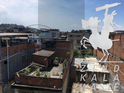 Créateur d'objets recyclés pour les favelas